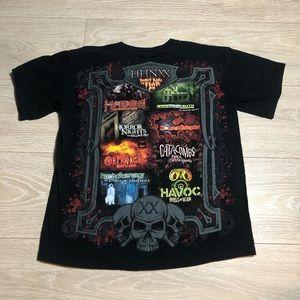 Unversal Studios HHN T-Shirt Size XS